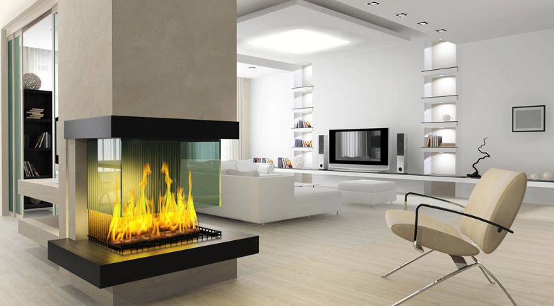 Focus Has Begun To Center On A More Modern And Clean Design Aesthetic But What Exactly Makes Fireplace